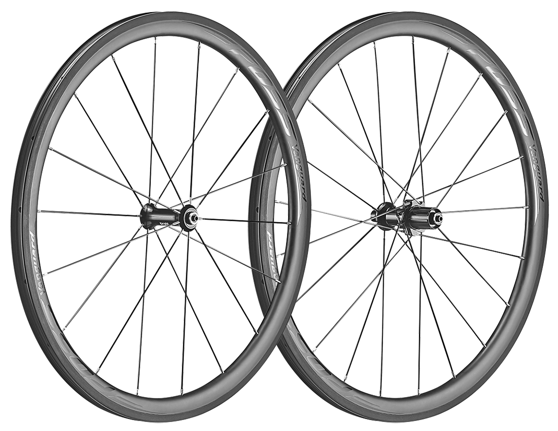 Carbon Fiber Whell Set FOSS Wheel Vanguard 38